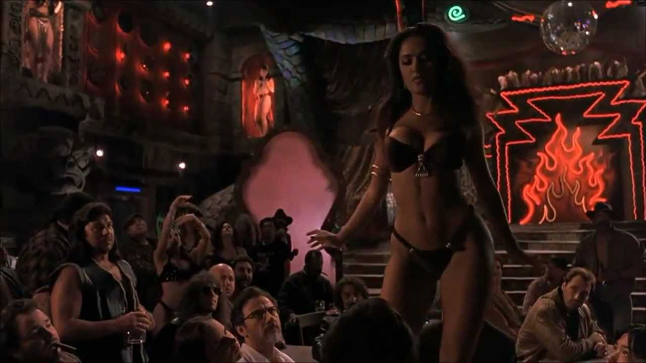 Image result for From Dusk Till Dawn scene