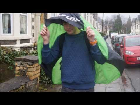 James Allum and Huw Hopkins, Play and Creativity Field Module: Umbrella Recycling Project.