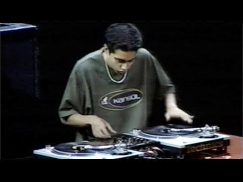 DJ Wax — 1999 DMC World Eliminations