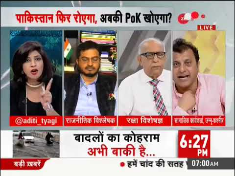 Taal Thok Ke: Why Pakistan is dumbfound with Modi govt's decisions on Kashmir?