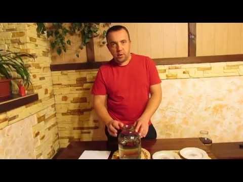 Настойка на кедровых - priroda-