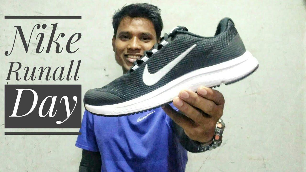 nike shoes runallday price