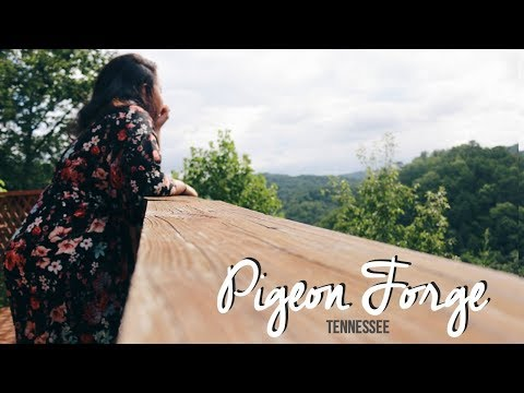 PIGEON FORGE TRAVEL DIARY | A WEEK IN MY LIFE VLOG 2017 | Page Danielle
