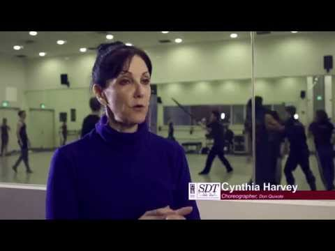 SDT's Exclusive Interview with Cynthia Harvey
