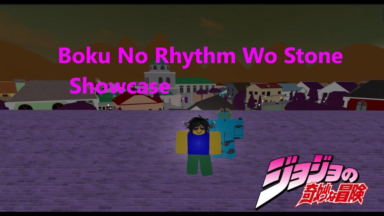 Download Project Jojo Stand Review Boku No Rhythm Wo Kiitekure Mp3