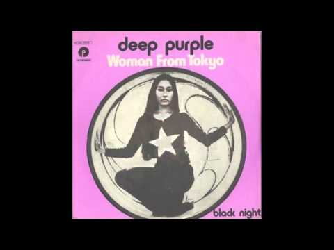 Deep Purple-My Woman From Tokyo- 720p HD
