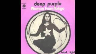 deep purple my woman from tokyo 720p hd