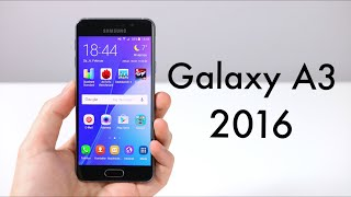 Review: Samsung Galaxy A3 2016 (Deutsch) | SwagTab