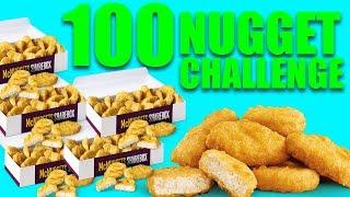 100 Nugget Challenge - A La Carte