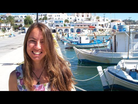 Exploring the Greek Isles: 3 Months, 12 Islands, a Girl & a Bicycle