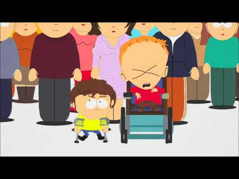 Southpark - Best of Timmy !