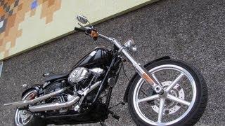 Used 2008 Harley-davidson Rocker C Motorcycle For Sale
