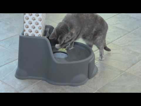 OurPets Kitty Potty No Touch Litter Box