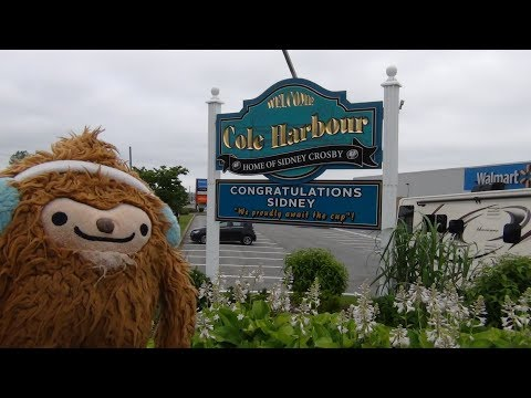 Maritime of My Life (Pt. 66) - Sidney Crosby's Hometown- Cole Harbour, Nova Scotia