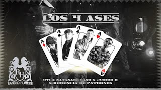 Ovi x Natanael Cano x Junior H x Herencia De Patrones - Los 4 Ases [Official Video]