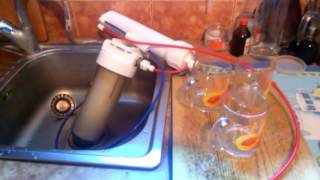 Мой осмос для аквариума.