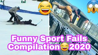Funny Sports Fails Compilation😂2020 / FUNNIEST FAILS IN SPORTS 😂🤣 #sportfails #funnyfails #funny