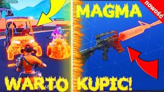NEW SKIN FOR WEAPONS (packaging) MAGMA-worth buying? -Shop Fortnite 29.03 (Friday)