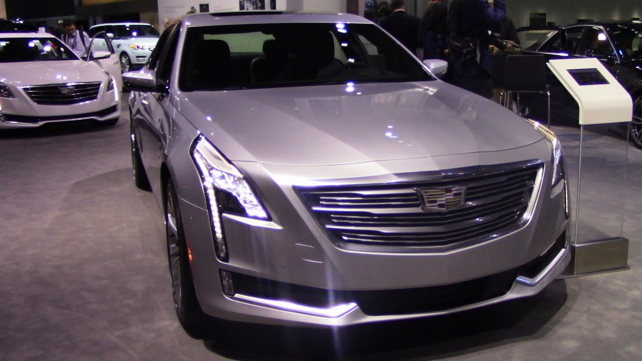 2018 cadillac ct6.  2018 2018 cadillac ct6  super cruise close walkaround nyias 2017 in cadillac ct6