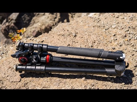 Manfrotto BeFree Live Tripod Hands-On Field Review