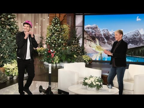 Billy and Julie - TRENDIN' WITH TRISTAN: Ashton on Ellen