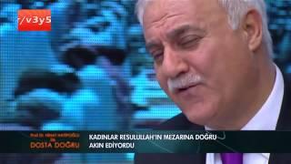 Nihat Hatipoğlu - Hz. Muhammed (S.A.V.) 'in Kefenlenmesi - 09.01.2014