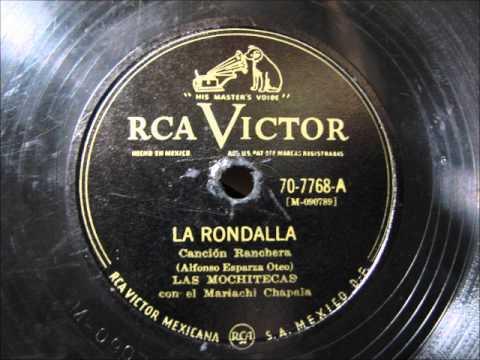 Vintage Latin Music La Rondalla By Las Mochitecas Mexican Youtube