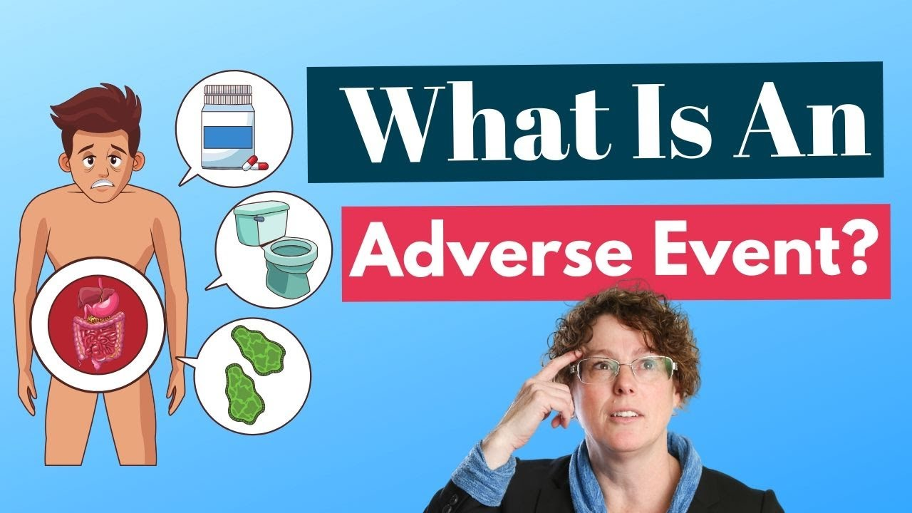 What is an Adverse Event? - YouTube