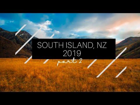 28.07.19 || NEW ZEALAND [South Island] Pt.2