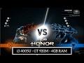 For Honor  - i3 4005U - GT 920M - 4GB RAM - Asus X540LJ