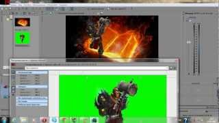 Хромокей видео World of Warcraft (подробный гайд)