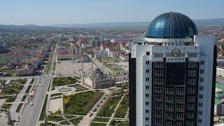 Краснодарские блогеры в Чеченской республике