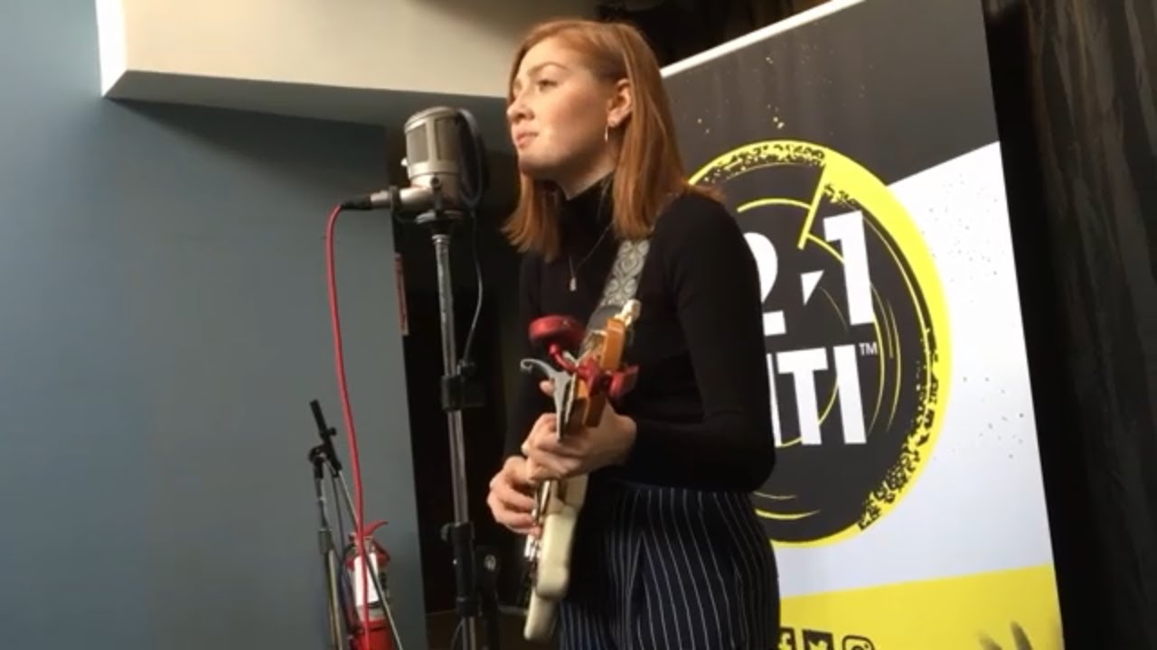 Olivia Lunny Performance Interview At 92 Citi FM