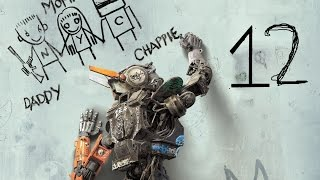 вторая часть обзора фильма робот по имени чаппи / chappie (2015)