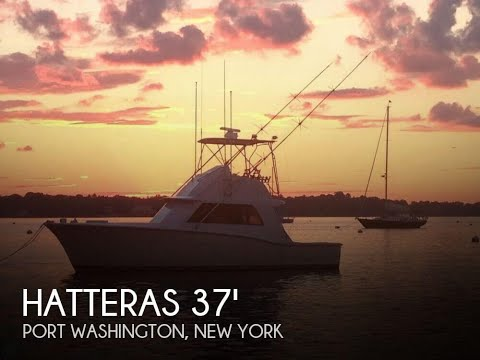 Used 1971 Hatteras 37 Convertible for sale in Port Washingto