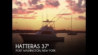 Used 1971 Hatteras 37 Convertible for sale in Port Washington, New York