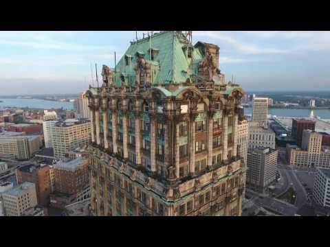 Book Tower Detroit