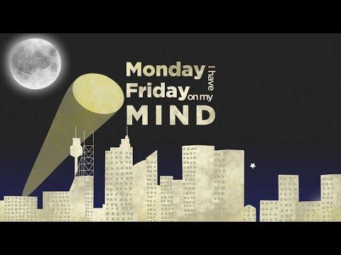 SAN CISCO - Friday On My Mind (The Easybeats Tribute)
