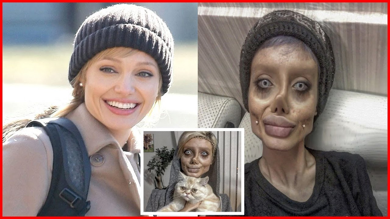 What Iranian Angelina Jolie really looks like 28