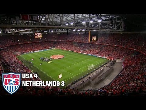MNT Vs. Netherlands: Highlights - June 5, 2015