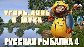 Русская Рыбалка 4 СТАРЫЙ ОСТРОГ STARIY РР4 RF4 ТУСИМДОМА
