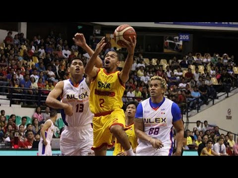 Star vs. NLEX - Q2 | Philippine Cup 2015-2016