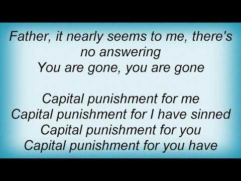 Wumpscut - Capital Punishment Lyrics