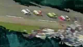 NASCAR racing 2 intro 1996