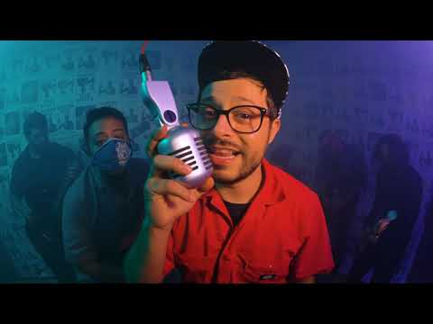 "Profesor Galactico - ""Alien"" Music Video"
