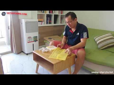 Video sản phẩm thực tế Việt Cờ Tướng