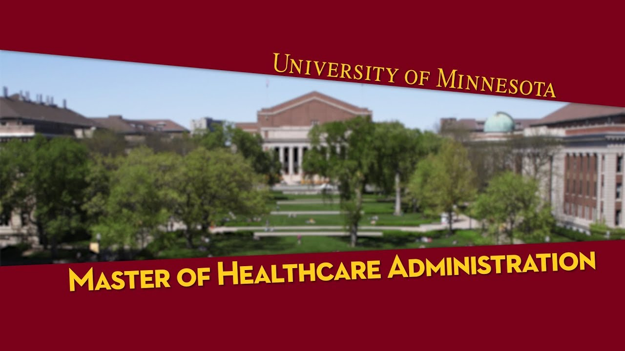 Master of Healthcare Administration (MHA) - Master of