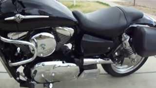 2007 Kawasaki Vulcan 1600 Mean Streak.