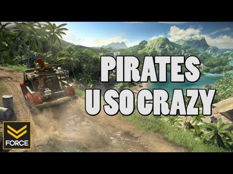 Far Cry 3 - All Pirates Must Die (Gameplay)