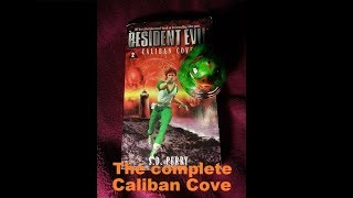 Resident Evil Caliban Cove, complete audiobook